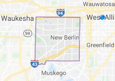 New Berlin Radon Mitigation Service Areas