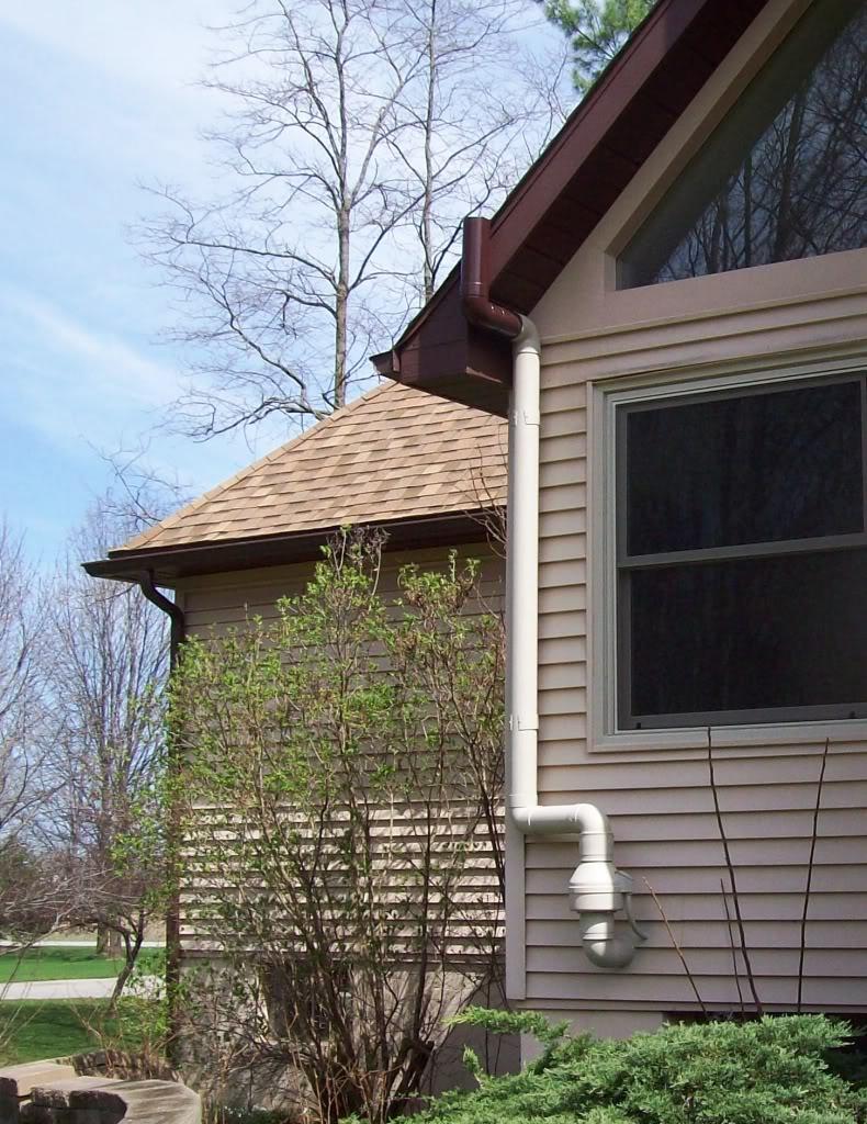 Radon Mitigation Mitigators 2321 S 69th St, West Allis, WI 53219 414-433-9400 One Story Outside Installation https://radontestmitigation.com/