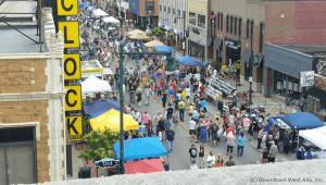 West Allis Street Festival near 2321 S 69th St, West Allis, WI 53219